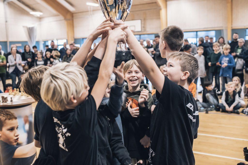 DM i Skoleskak 2020 spilles online
