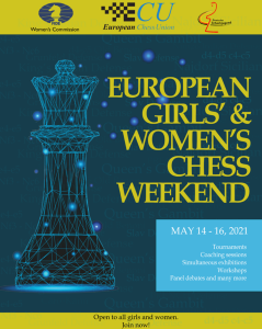 Read more about the article Europæisk Pige- & Kvindeskakweekend