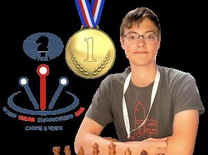 Frederik Svane U16-Verdensmester Online